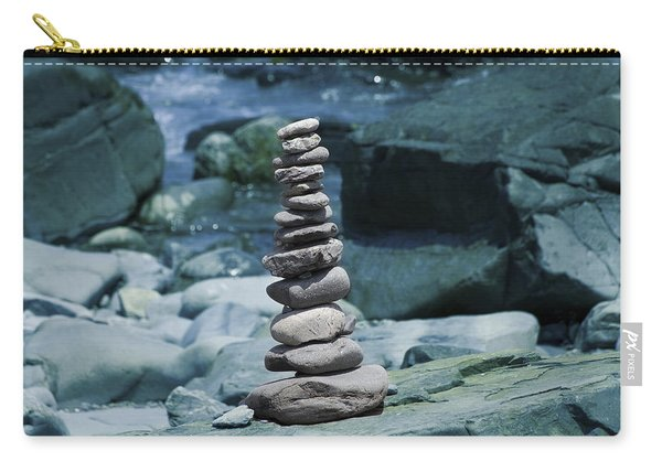 The Tranquil Zen Zone Carry-all Pouch