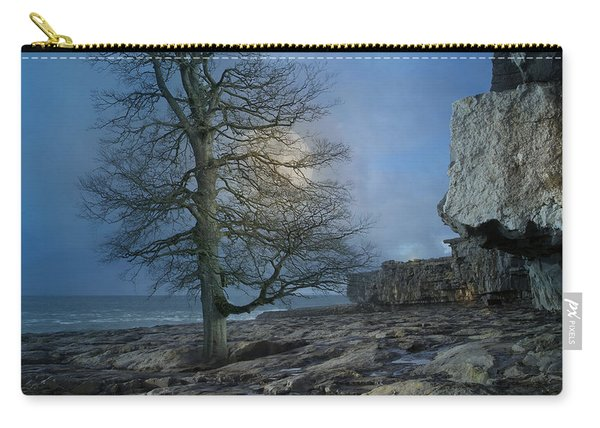 The Tree Of Inis Mor Carry-all Pouch