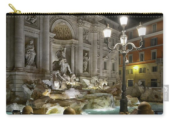 The Trevi Fountain Carry-all Pouch