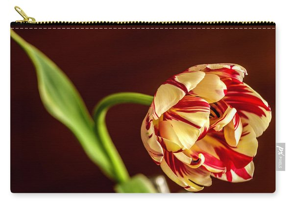 The Tulip's Bow Carry-all Pouch