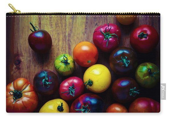 The United Colors Of Tomatoes Carry-all Pouch