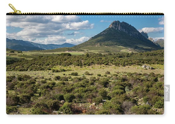 The Urzulei Mountains Carry-all Pouch
