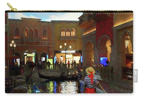 The Venetian Carry-all Pouch