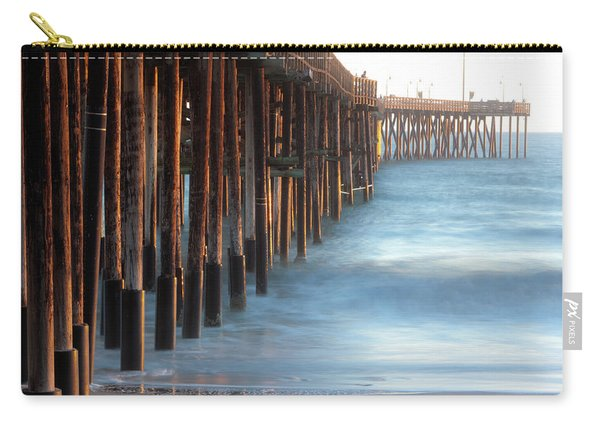 The Ventura Pier Carry-all Pouch