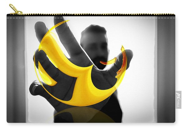The Virtual Reality Banana Carry-all Pouch