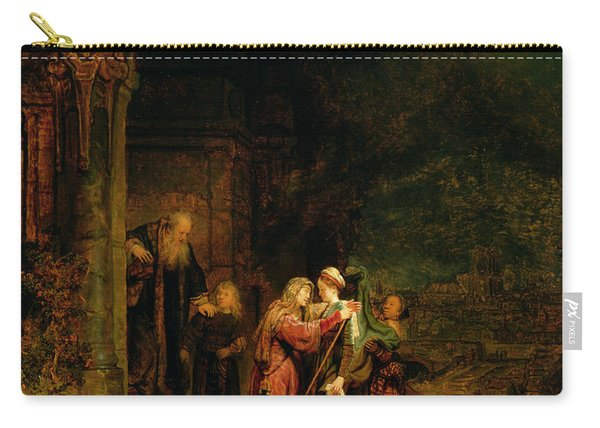The Visitation Carry-all Pouch