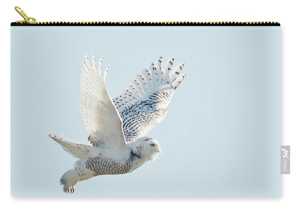 The Visitor In Flight Carry-all Pouch
