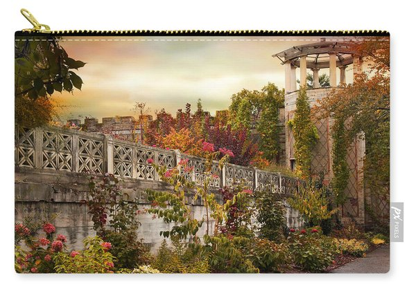 The Walled Garden In Autumn Carry-all Pouch