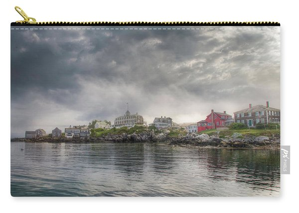 Monhegan Harbor View Carry-all Pouch