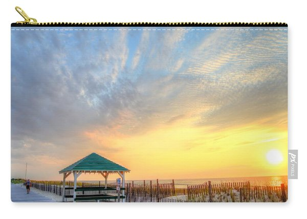 The Warmth Of The Sun Carry-all Pouch