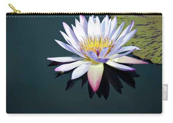 The Water Lily Carry-all Pouch