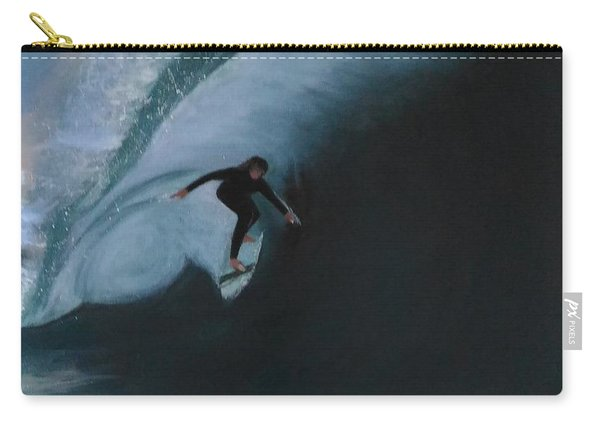 The Wedge - Shoot The Curl Carry-all Pouch