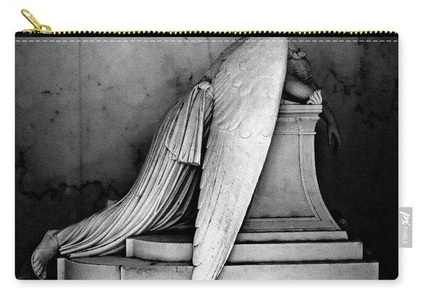 The Weeping Angel Carry-all Pouch