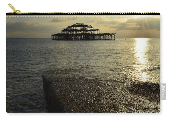 The West Pier Carry-all Pouch