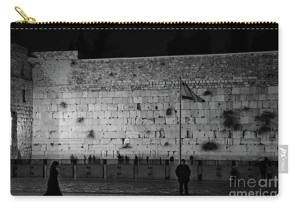 The Western Wall, Jerusalem Carry-all Pouch