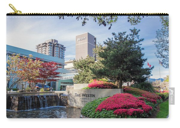 The Westin Bayshore Hoel Carry-all Pouch