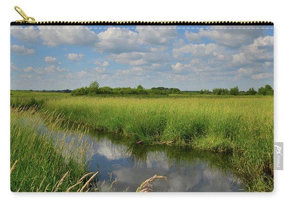The Wetlands Of Hackmatack National Wildlife Refuge Carry-all Pouch