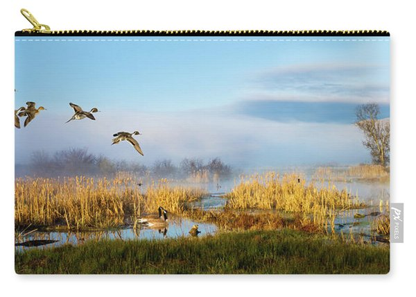 The Wetlands Carry-all Pouch