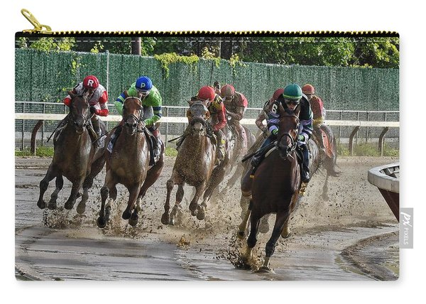 Diversify Winning The Whitney 2018 Carry-all Pouch