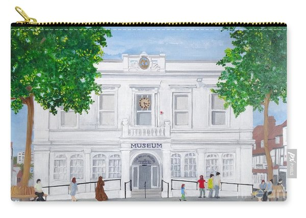 The Willis Museum, Basingstoke 2017  Carry-all Pouch