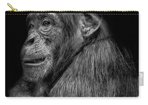 The Wise Chimp Carry-all Pouch