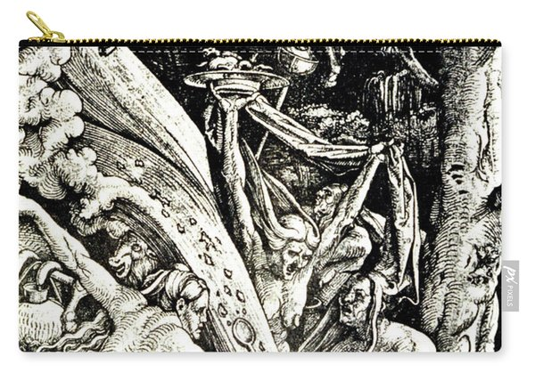 The Witches At The Sabbath Carry-all Pouch