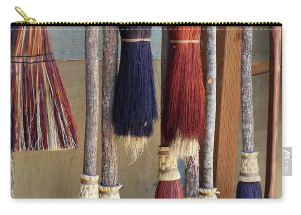 The Witches Brooms Carry-all Pouch