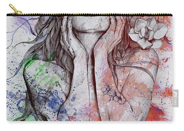 The Withering Spring - Wine Carry-all Pouch