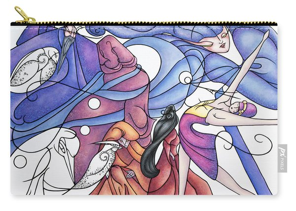 The Wizards Daughter Carry-all Pouch