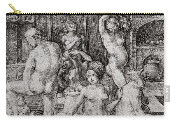 The Women's Bath, 1496 Carry-all Pouch