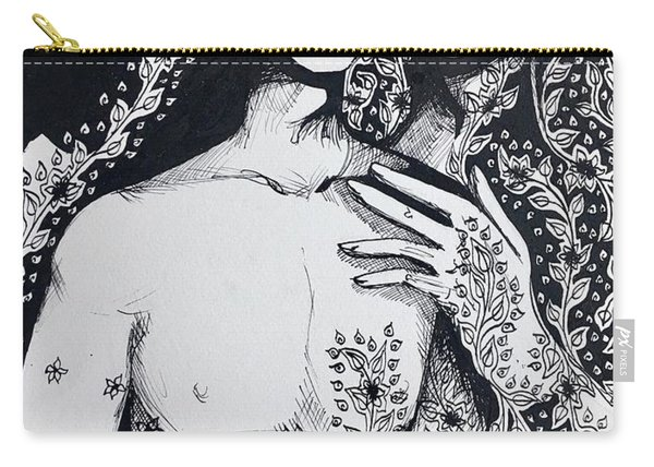 The Woods Whispered To Me Carry-all Pouch