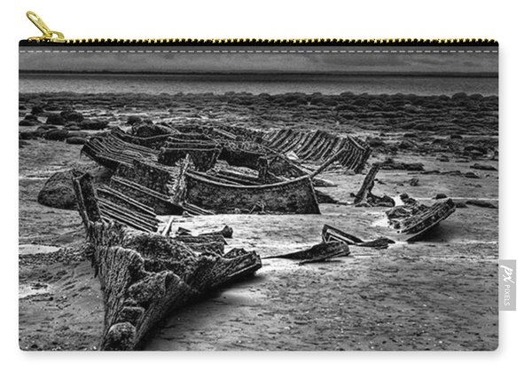 The Wreck Of The Steam Trawler Carry-all Pouch