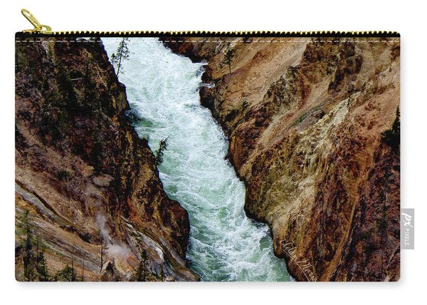 The Yellowstone Carry-all Pouch