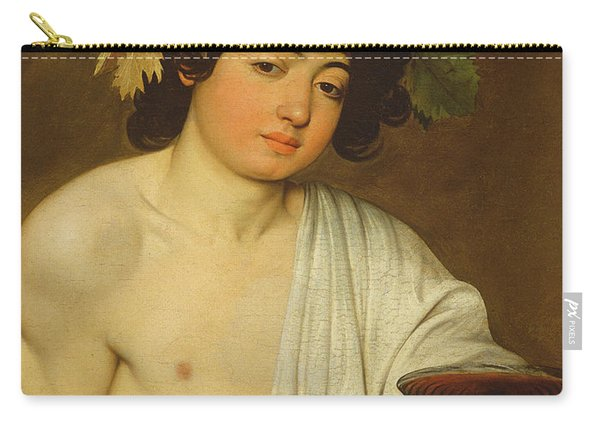 The Young Bacchus Carry-all Pouch