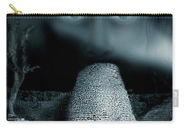 The  Great Zimbabwe Ruins Mystery Carry-all Pouch