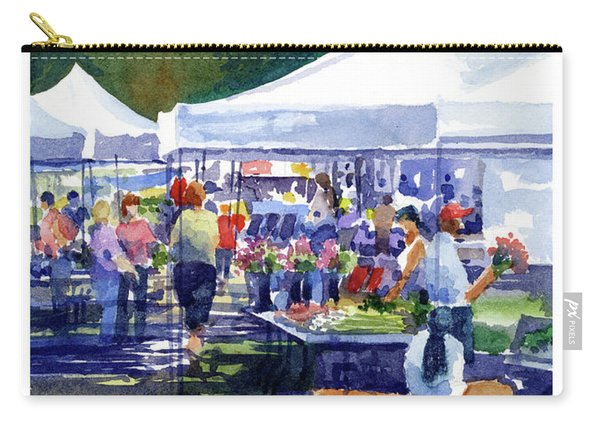 Theinsville Farmers Market Carry-all Pouch