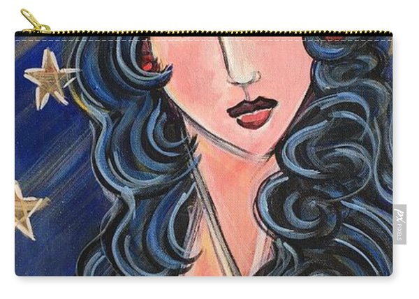 There's A Wonder Woman In Us All Carry-all Pouch