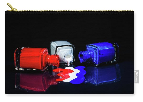 These Colors Don't Run Carry-all Pouch