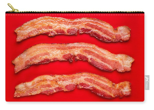 Thick Cut Bacon Carry-all Pouch