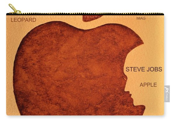 Think Different Steve Jobs 2 Carry-all Pouch