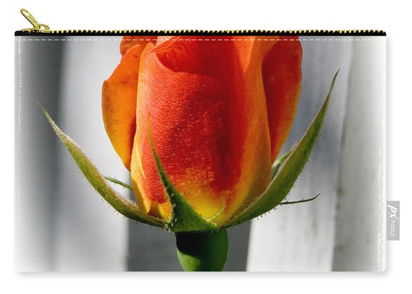 Thinking Of You, Rose Carry-all Pouch