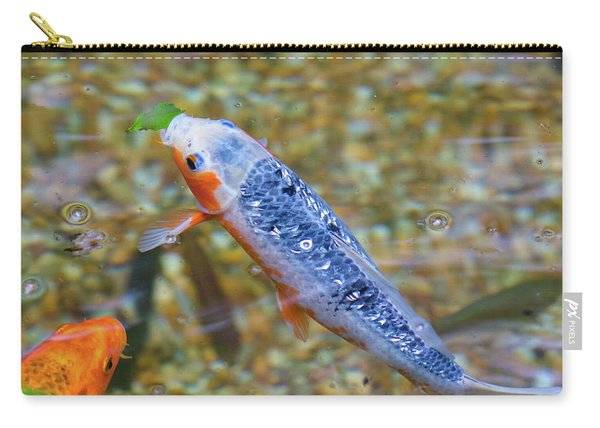 This Is Mine Fish Carry-all Pouch