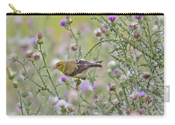 Thistle Bender Carry-all Pouch