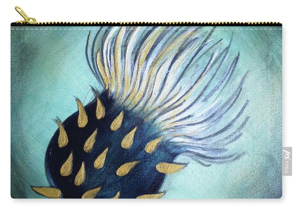 Thistle Dreams Carry-all Pouch