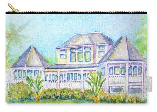 Thistle Lodge Casa Ybel Resort  Carry-all Pouch