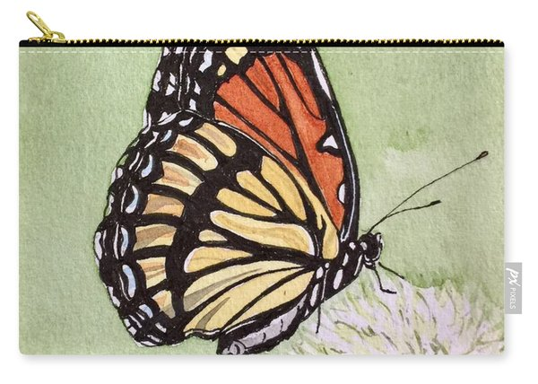 Thistle Do Carry-all Pouch