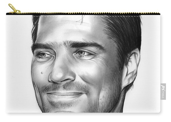 Thomas Gibson Carry-all Pouch
