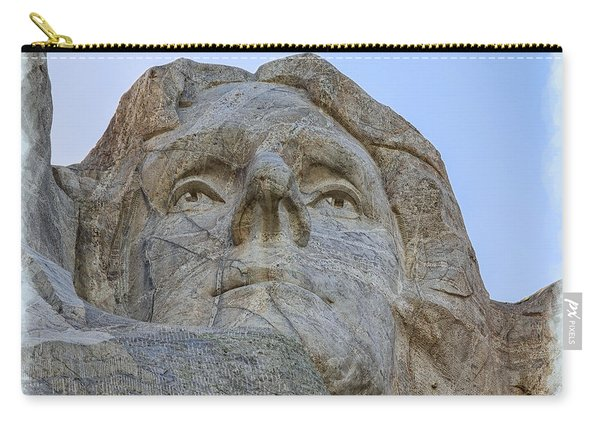 Thomas Jefferson 2 Carry-all Pouch