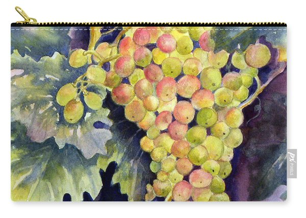 Thompson Grapes Carry-all Pouch
