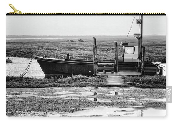 Thornham Harbour, North Norfolk Carry-all Pouch